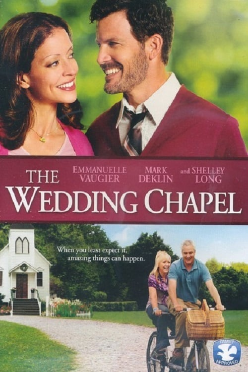 "Poster for the movie ""The Wedding Chapel"""