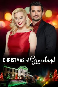 """Poster for the movie """"Christmas at Graceland"""""""