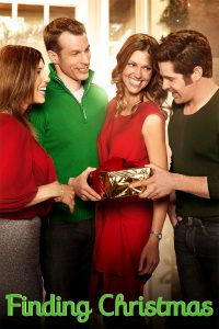 """Poster for the movie """"Finding Christmas"""""""