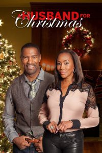 """Poster for the movie """"A Husband for Christmas"""""""