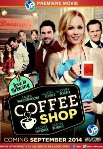 """Poster for the movie """"Coffee Shop"""""""