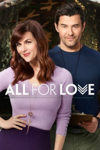 """Poster for the movie """"All for Love"""""""