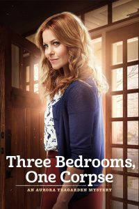 "Poster for the movie ""Three Bedrooms, One Corpse: An Aurora Teagarden Mystery"""