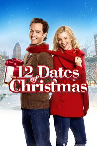 "Poster for the movie ""12 Dates of Christmas"""