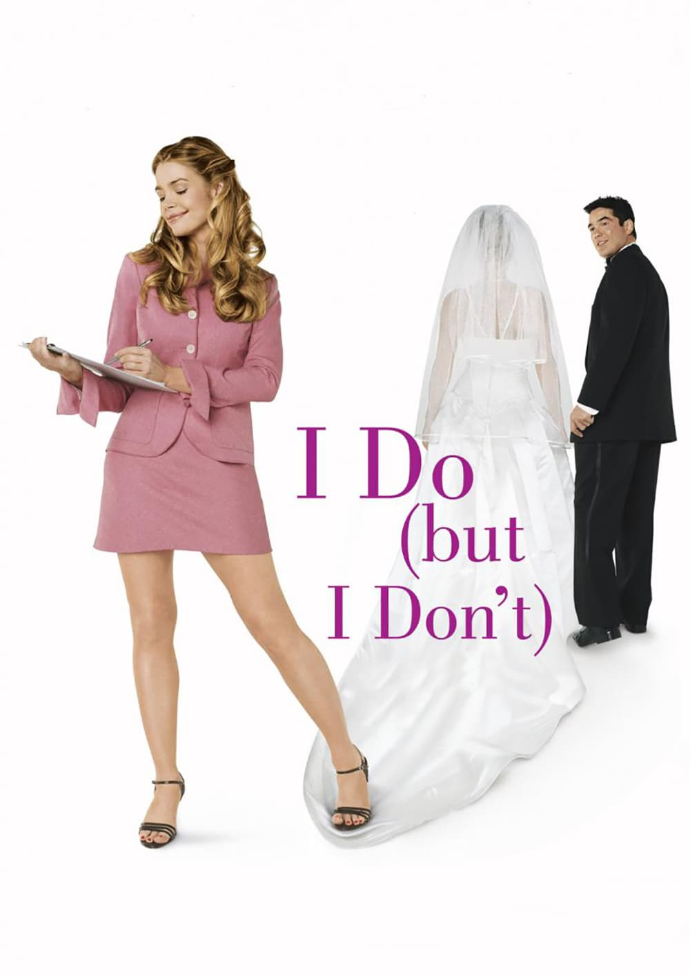 "Poster for the movie ""I Do (but I Don't)"""