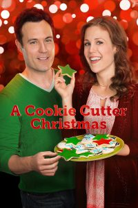 "Poster for the movie ""A Cookie Cutter Christmas"""