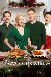 """Poster for the movie """"Road to Christmas"""""""