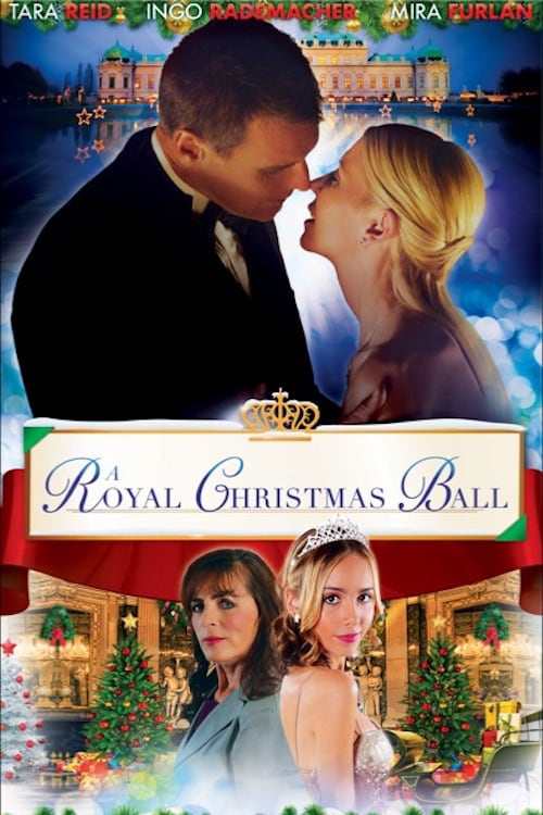 "Poster for the movie ""A Royal Christmas Ball"""