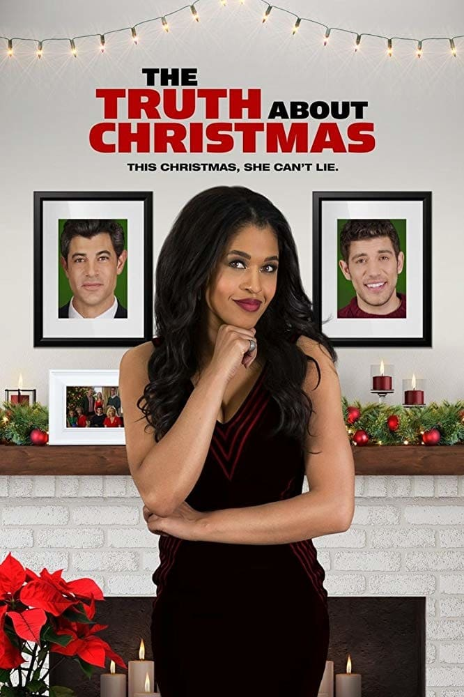 """Poster for the movie """"The Truth About Christmas"""""""