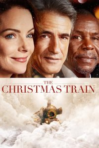 "Poster for the movie ""The Christmas Train"""
