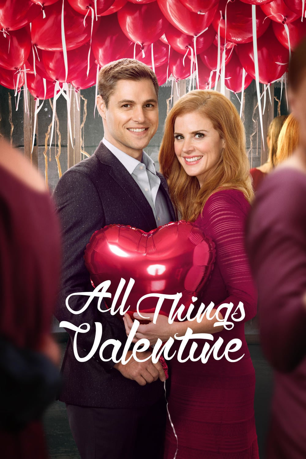 "Poster for the movie ""All Things Valentine"""