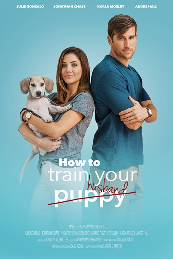 """Poster for the movie """"How to Train Your Husband"""""""