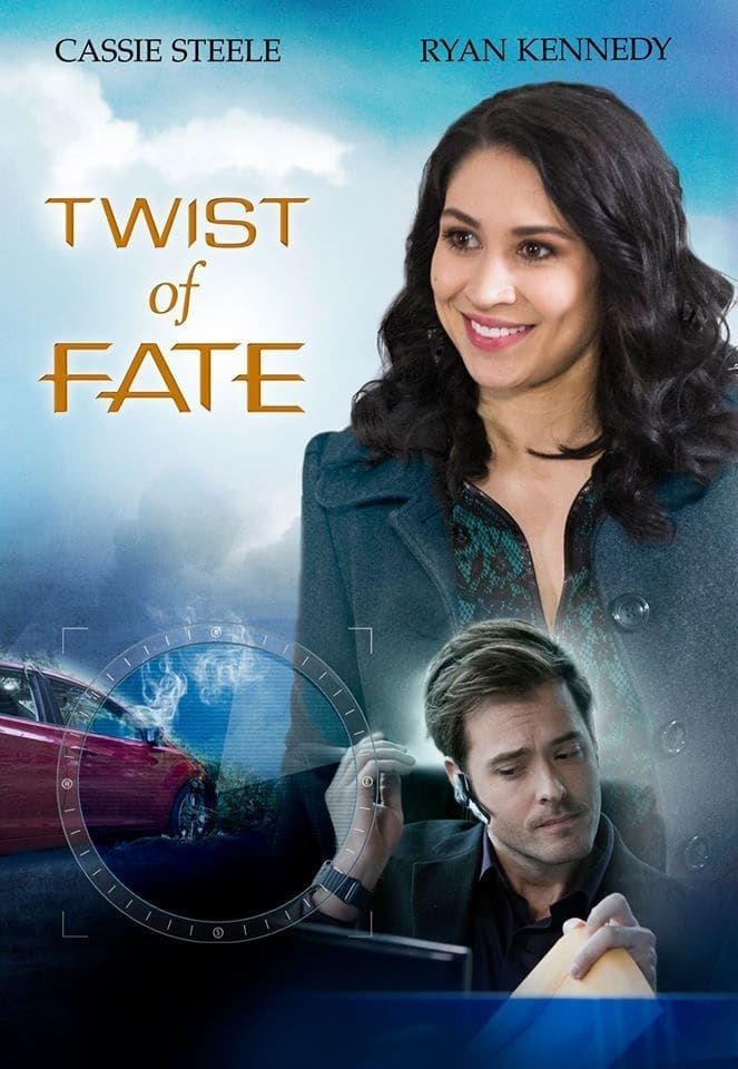 "Poster for the movie ""Twist of Fate"""