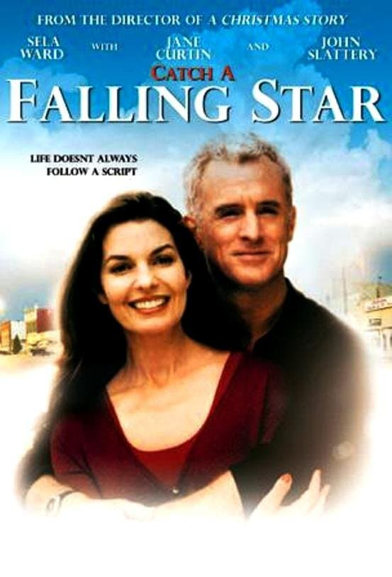 """Poster for the movie """"Catch a Falling Star"""""""