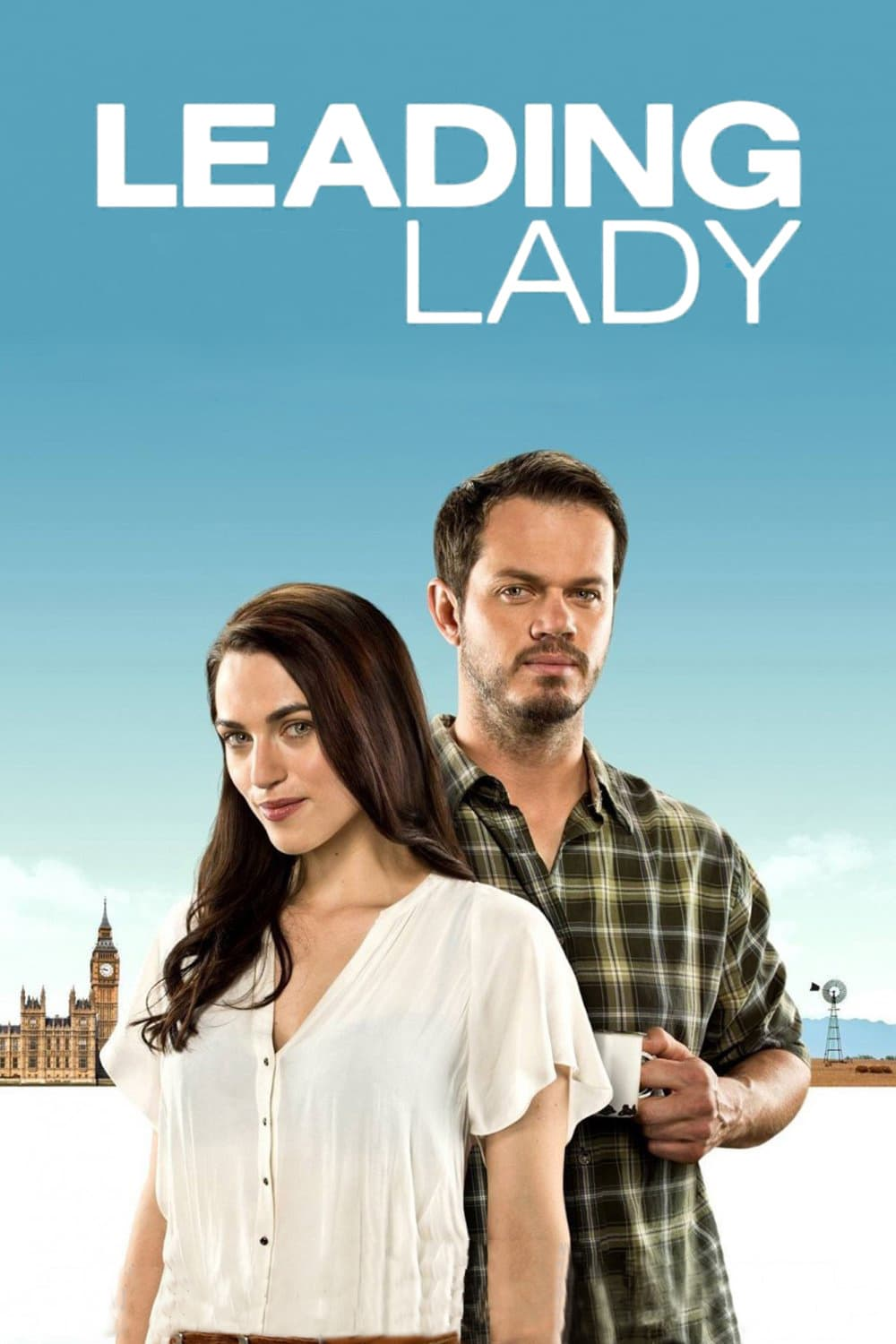 """Poster for the movie """"Leading Lady"""""""