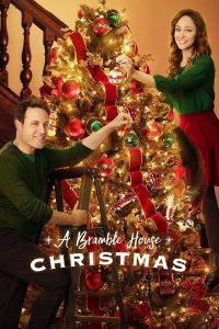 "Poster for the movie ""A Bramble House Christmas"""