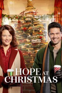 "Poster for the movie ""Hope at Christmas"""