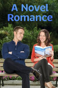 "Poster for the movie ""A Novel Romance"""