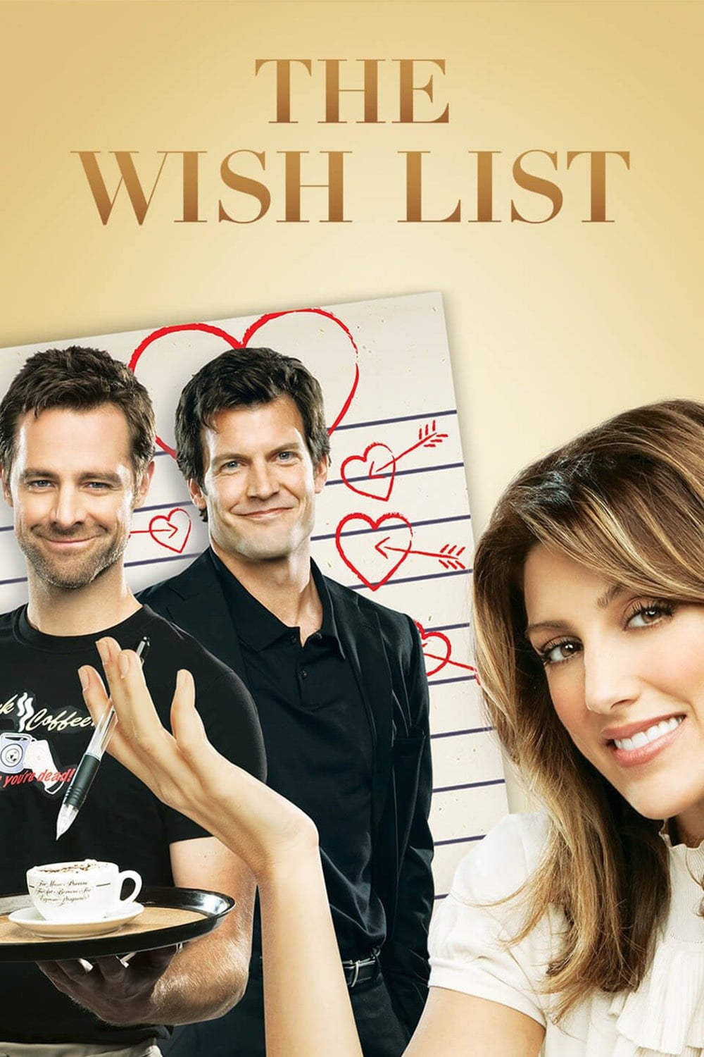 """Poster for the movie """"The Wish List"""""""