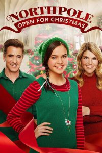 "Poster for the movie ""Northpole: Open for Christmas"""
