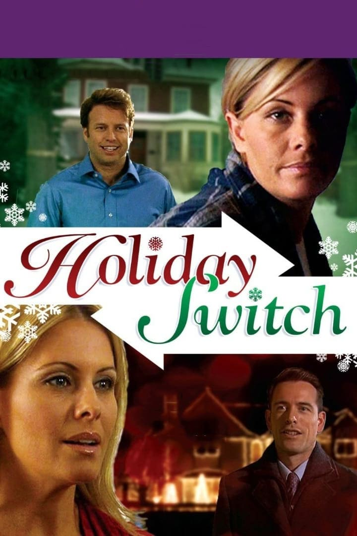 "Poster for the movie ""Holiday Switch"""