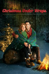"Poster for the movie ""Christmas Under Wraps"""