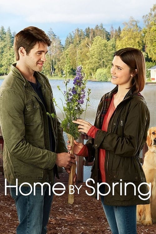 """Poster for the movie """"Home by Spring"""""""