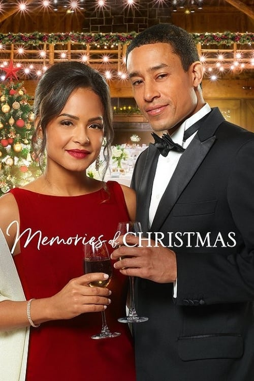 "Poster for the movie ""Memories of Christmas"""