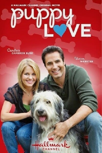 "Poster for the movie ""Puppy Love"""