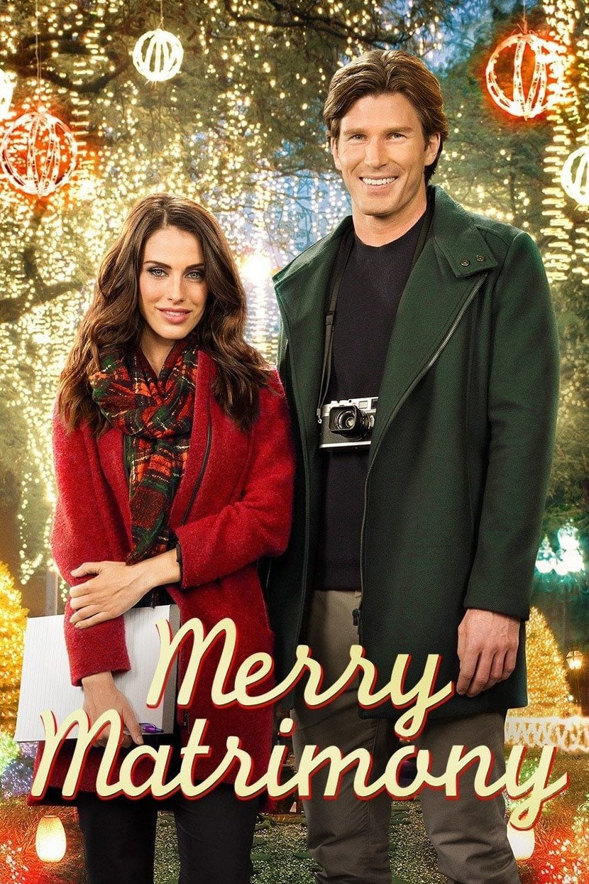 "Poster for the movie ""Merry Matrimony"""