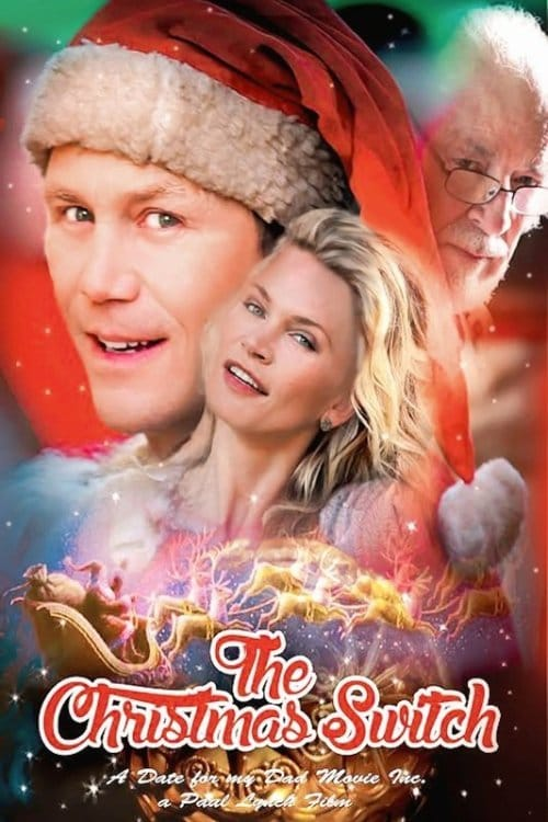 """Poster for the movie """"The Christmas Switch"""""""
