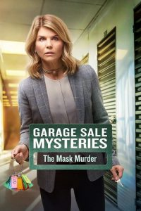 "Poster for the movie ""Garage Sale Mysteries: The Mask Murder"""