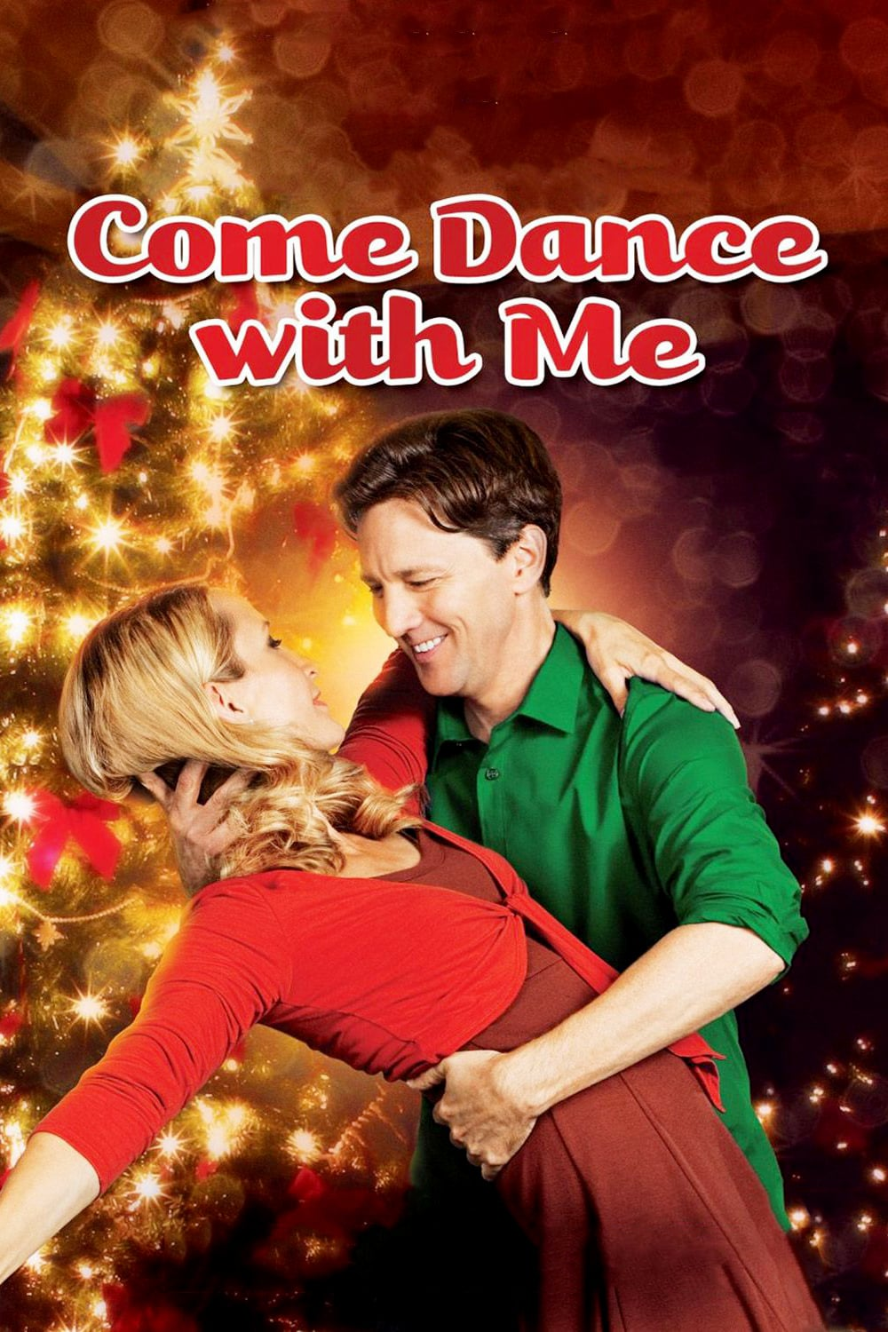 "Poster for the movie ""Come Dance with Me"""