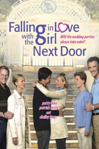 """Poster for the movie """"Falling in Love with the Girl Next Door"""""""