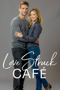 """Poster for the movie """"Love Struck Café"""""""