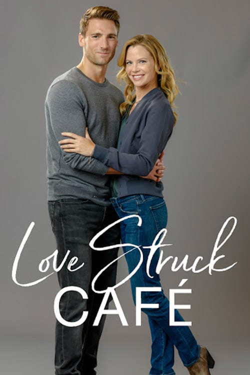 "Poster for the movie ""Love Struck Café"""