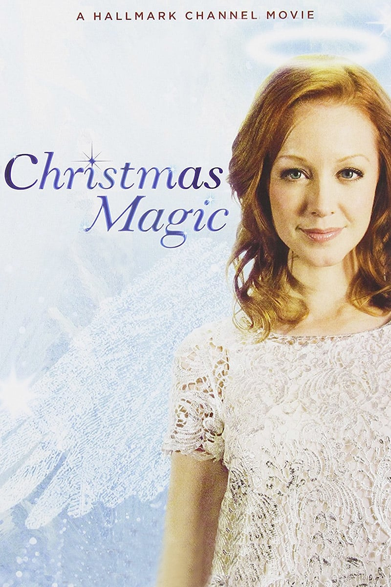 """Poster for the movie """"Christmas Magic"""""""