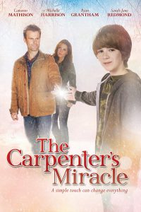 "Poster for the movie ""The Carpenter's Miracle"""