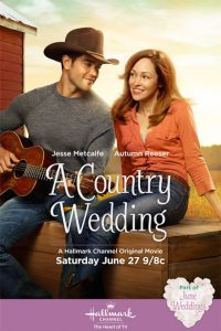 "Poster for the movie ""A Country Wedding"""