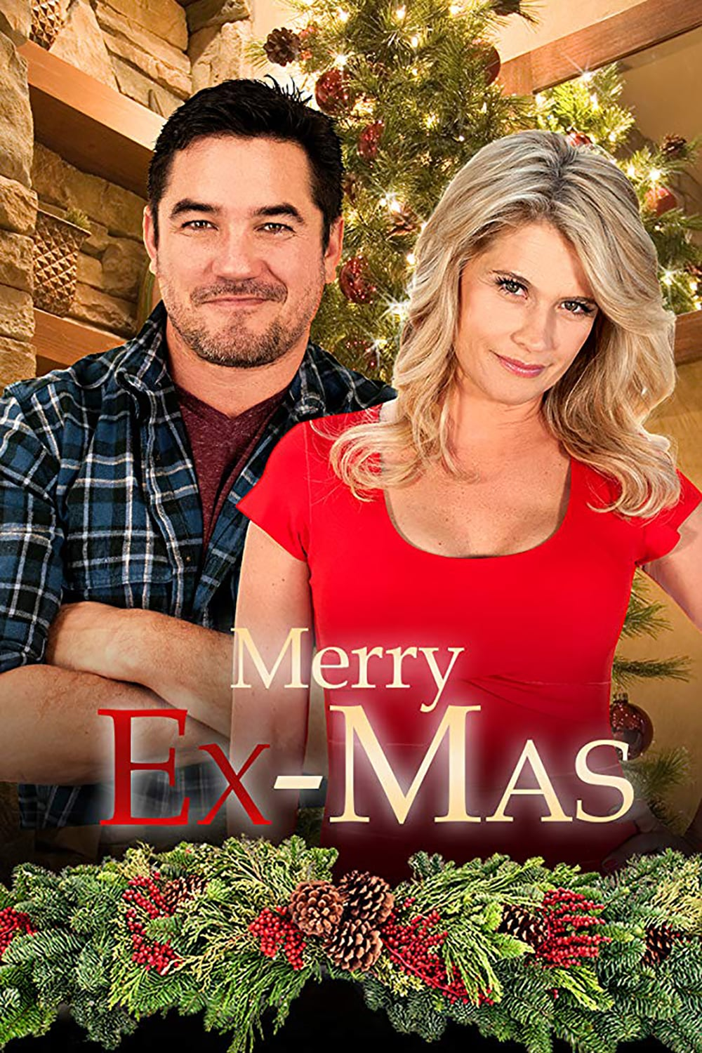 "Poster for the movie ""Merry Ex-Mas"""