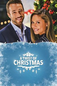 "Poster for the movie ""A Twist of Christmas"""