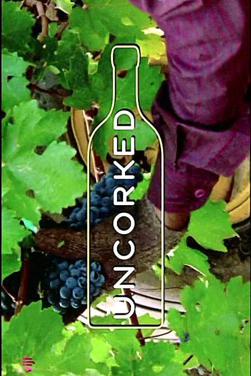 """Poster for the movie """"Uncorked"""""""