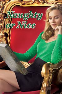 """Poster for the movie """"Naughty or Nice"""""""