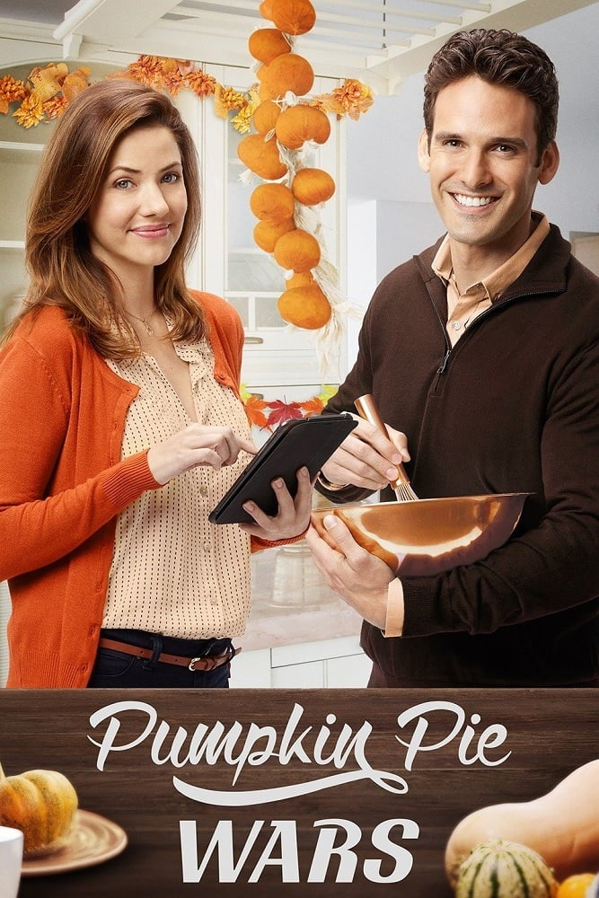 "Poster for the movie ""Pumpkin Pie Wars"""