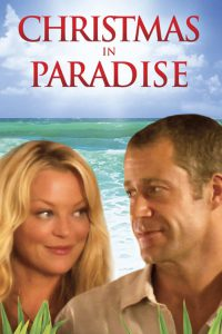 "Poster for the movie ""Christmas in Paradise"""