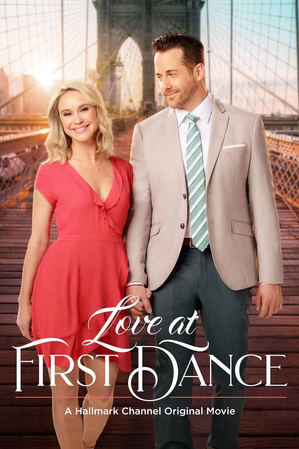 """Poster for the movie """"Love at First Dance"""""""