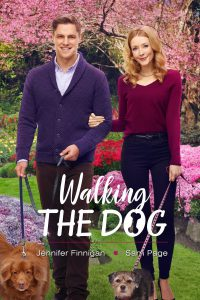 "Poster for the movie ""Walking the Dog"""