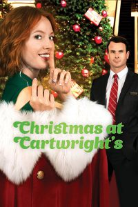 """Poster for the movie """"Christmas at Cartwright's"""""""