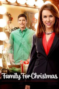 """Poster for the movie """"Family for Christmas"""""""