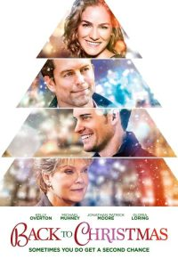 "Poster for the movie ""Back to Christmas"""